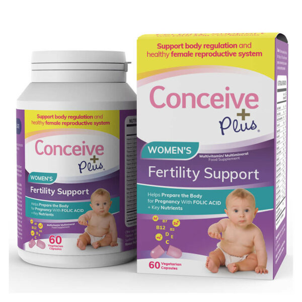 Conceive Plus Kosttillskott för kvinnor